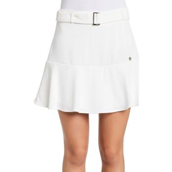 Υφασμάτινα Γυναίκα Φούστες Gaudi 011BD75001 λευκό