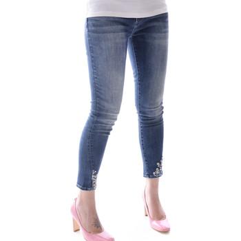 Υφασμάτινα Γυναίκα Skinny Τζιν  Fracomina FR20SPJBETTY Μπλε