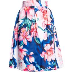Υφασμάτινα Γυναίκα Φούστες Fracomina FR20SP070 Μπλε