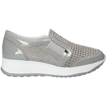 Παπούτσια Γυναίκα Slip on Susimoda 4782 Γκρί