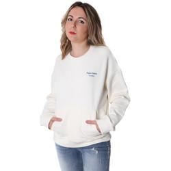 Υφασμάτινα Γυναίκα Φούτερ Pepe jeans PL580914 λευκό