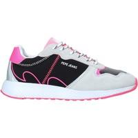Παπούτσια Γυναίκα Χαμηλά Sneakers Pepe jeans PLS30997 Μαύρος