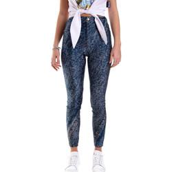 Υφασμάτινα Γυναίκα Κολάν Versace A1HVB009S0684904 Μπλε