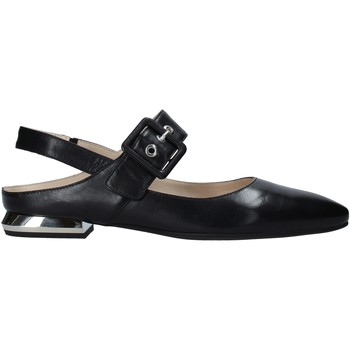 Παπούτσια Γυναίκα Εσπαντρίγια Nero Giardini E012032DE Μαύρος