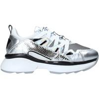 Παπούτσια Γυναίκα Χαμηλά Sneakers Nero Giardini E010797D Ασήμι