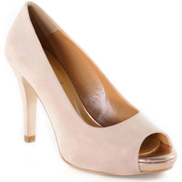 Παπούτσια Γυναίκα Γόβες Grace Shoes 457I001 Ροζ