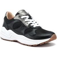 Παπούτσια Γυναίκα Χαμηλά Sneakers Lumberjack SW78911 002 M08 Μαύρος