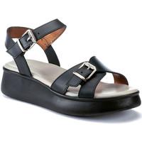 Παπούτσια Γυναίκα Σανδάλια / Πέδιλα Lumberjack SW83306 002 B01 Μαύρος