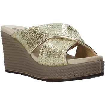 Παπούτσια Γυναίκα Τσόκαρα IgI&CO 5180755 Χρυσός