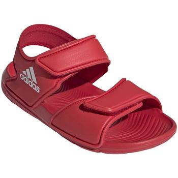 Παπούτσια Παιδί Σπορ σανδάλια adidas Originals EG2136 το κόκκινο