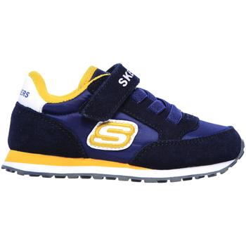 Παπούτσια Παιδί Χαμηλά Sneakers Skechers 97366N Μπλε