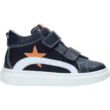 Παπούτσια Παιδί Ψηλά Sneakers Nero Giardini E023810M Μπλε
