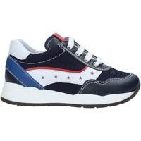 Παπούτσια Παιδί Χαμηλά Sneakers Nero Giardini E023820M Μπλε