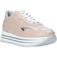 Παπούτσια Κορίτσι Χαμηλά Sneakers Nero Giardini E031470F Ροζ