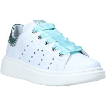 Παπούτσια Παιδί Χαμηλά Sneakers Nero Giardini E031551F λευκό