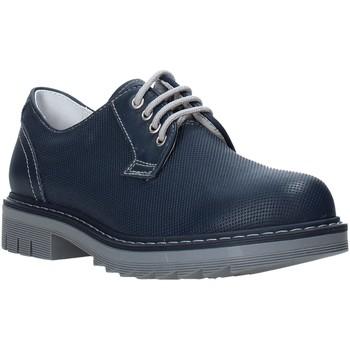 Παπούτσια Αγόρι Derby NeroGiardini E033820M Μπλε