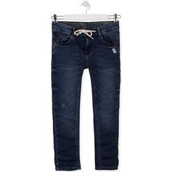 Υφασμάτινα Παιδί Skinny Τζιν  Losan 013-6021AL Μπλε
