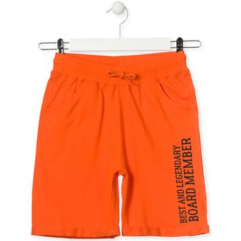 Υφασμάτινα Παιδί Μαγιώ / shorts για την παραλία Losan 013-6602AL Πορτοκάλι