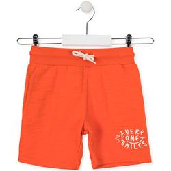 Υφασμάτινα Παιδί Μαγιώ / shorts για την παραλία Losan 015-6016AL Πορτοκάλι