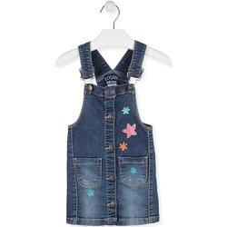 Υφασμάτινα Παιδί Ολόσωμες φόρμες / σαλοπέτες Losan 016-7000AL Μπλε