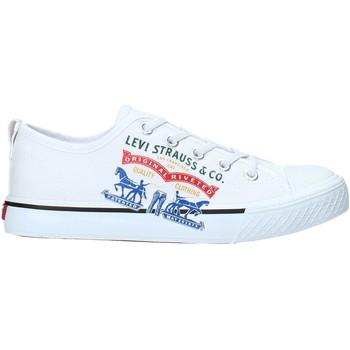 Παπούτσια Παιδί Χαμηλά Sneakers Levi's VORI0008T λευκό