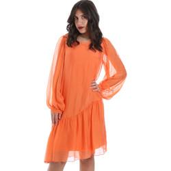Υφασμάτινα Γυναίκα Κοντά Φορέματα Gaudi 011BD15035 Πορτοκάλι