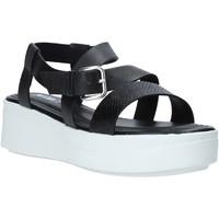 Παπούτσια Γυναίκα Σανδάλια / Πέδιλα Impronte IL01524A Μαύρος