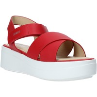 Παπούτσια Γυναίκα Σανδάλια / Πέδιλα Impronte IL01526A το κόκκινο