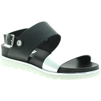 Παπούτσια Γυναίκα Σανδάλια / Πέδιλα Mally 5786 Μαύρος
