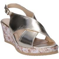 Παπούτσια Γυναίκα Σανδάλια / Πέδιλα Grace Shoes ZB 039 Κίτρινος