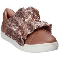 Παπούτσια Γυναίκα Χαμηλά Sneakers Fornarina PE18AN2826 Ροζ