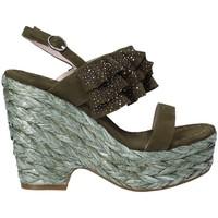Παπούτσια Γυναίκα Σανδάλια / Πέδιλα Alma En Pena V18350 Πράσινος