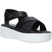 Παπούτσια Γυναίκα Σανδάλια / Πέδιλα Impronte IL01526A Μαύρος