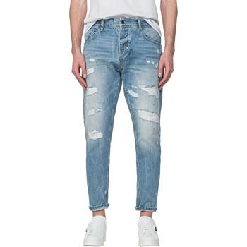 Υφασμάτινα Άνδρας Skinny Τζιν  Antony Morato MMDT00226 FA700111 Μπλε