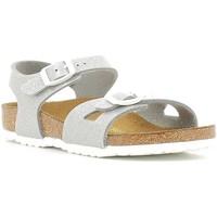 Παπούτσια Παιδί Σανδάλια / Πέδιλα Birkenstock 831783 Ασήμι