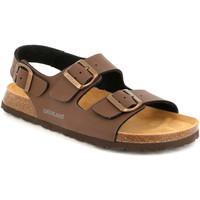 Παπούτσια Άνδρας Σανδάλια / Πέδιλα Grunland SB3645 καφέ