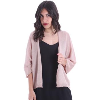 Υφασμάτινα Γυναίκα Μπουφάν / Ζακέτες Gaudi 011FD53010 Ροζ