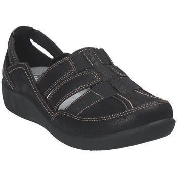 Παπούτσια Γυναίκα Σανδάλια / Πέδιλα Clarks 125891 Μαύρος
