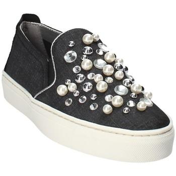 Παπούτσια Γυναίκα Slip on The Flexx B108_56 Μαύρος