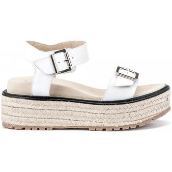 Παπούτσια Γυναίκα Σανδάλια / Πέδιλα Lumberjack SW43706 002 B01 λευκό