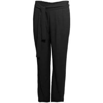 Υφασμάτινα Γυναίκα Παντελόνες / σαλβάρια Smash S1829415 Μαύρος