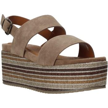 Παπούτσια Γυναίκα Σανδάλια / Πέδιλα Onyx S20-SOX752 καφέ