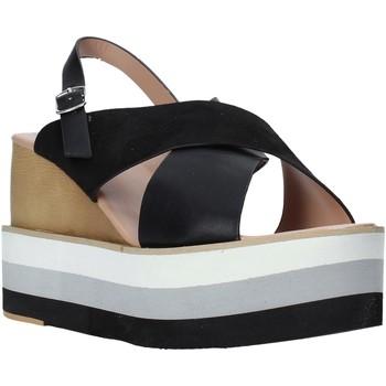 Παπούτσια Γυναίκα Σανδάλια / Πέδιλα Onyx S20-SOX758 Μαύρος