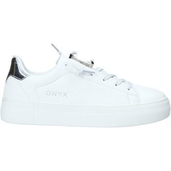 Παπούτσια Γυναίκα Χαμηλά Sneakers Onyx S20-SOX701 Ασήμι