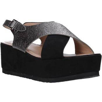 Παπούτσια Γυναίκα Σανδάλια / Πέδιλα Onyx S20-SOX745 Μαύρος