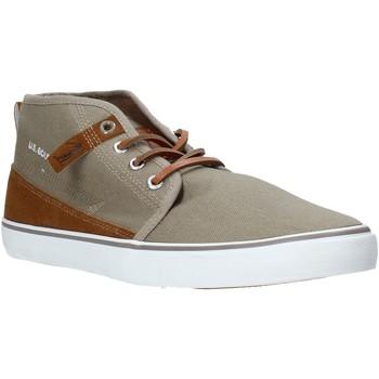 Παπούτσια Άνδρας Ψηλά Sneakers U.s. Golf S20-SUS112 Μπεζ