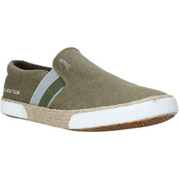 Παπούτσια Άνδρας Slip on U.s. Golf S20-SUS101 Πράσινος
