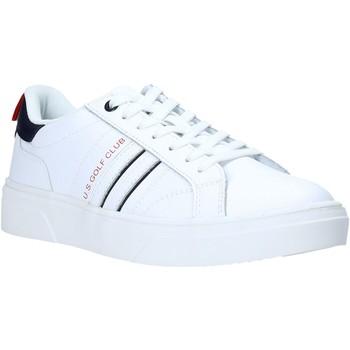 Παπούτσια Άνδρας Χαμηλά Sneakers U.s. Golf S20-SUS134 λευκό