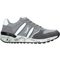 Παπούτσια Άνδρας Χαμηλά Sneakers U.s. Golf S20-SUS152 Γκρί