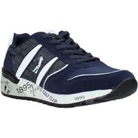 Παπούτσια Άνδρας Χαμηλά Sneakers U.s. Golf S20-SUS152 Μπλε